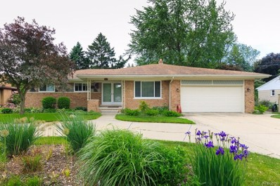 20132 White Oaks Drive, Clinton Twp, MI 48036 - MLS#: 218050100