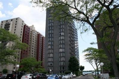 8200 E Jefferson Avenue UNIT 1403, Detroit, MI 48214 - MLS#: 218050109