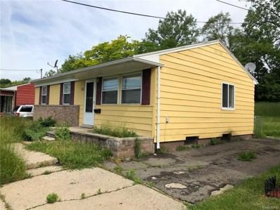 145 Gage Street, Pontiac, MI 48342 - MLS#: 218050128
