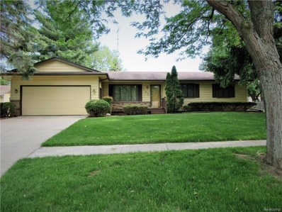 342 Sunrise Drive, Flushing, MI 48433 - MLS#: 218050161