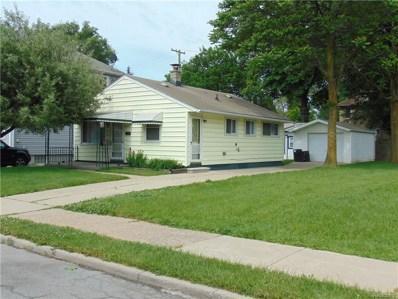 17309 Dora Street, Melvindale, MI 48122 - MLS#: 218050173