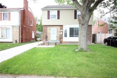 13586 Woodmont Avenue, Detroit, MI 48227 - MLS#: 218050211