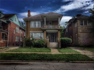 4353 Seebaldt Street, Detroit, MI 48204 - MLS#: 218050247