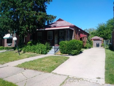 9070 Northlawn Street, Detroit, MI 48204 - MLS#: 218050275