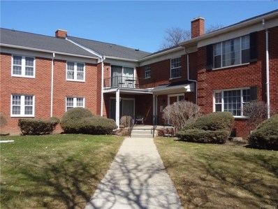27690 E Echo Valley UNIT 125, Farmington Hills, MI 48334 - MLS#: 218050306