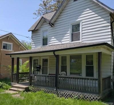 126 Green Street, Pontiac, MI 48341 - MLS#: 218050338