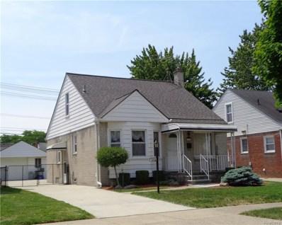 21136 Sunnydale Street, St. Clair Shores, MI 48081 - MLS#: 218050408