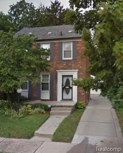 16853 Griggs Street, Detroit, MI 48221 - MLS#: 218050431