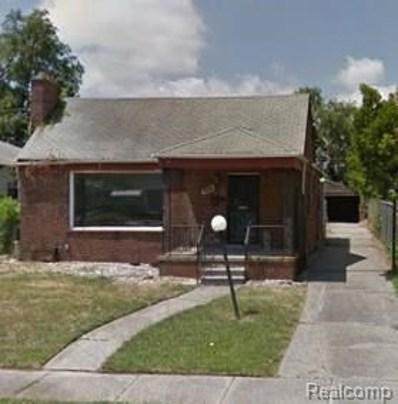 20477 Audrey Street, Detroit, MI 48235 - MLS#: 218050438