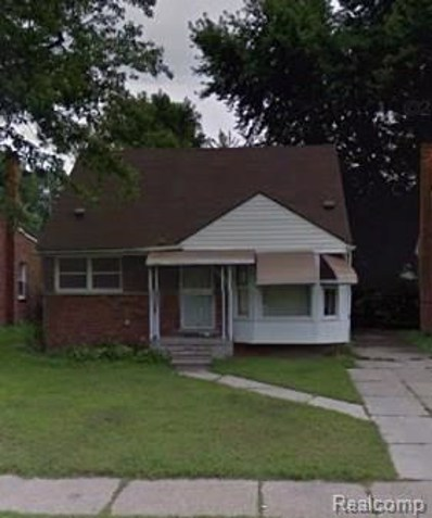 20300 Stout Street, Detroit, MI 48219 - MLS#: 218050448
