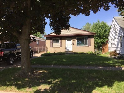 5945 Kingsbury Street, Dearborn Heights, MI 48127 - MLS#: 218050454