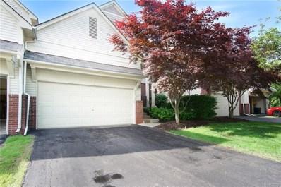 38319 Saratoga Circle, Farmington Hills, MI 48331 - MLS#: 218050465