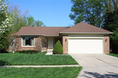 1662 Langford Drive, Troy, MI 48083 - MLS#: 218050539