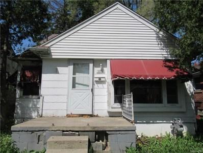 18933 Dale Street, Detroit, MI 48219 - MLS#: 218050560