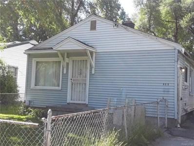 405 W Austin Avenue, Flint, MI 48505 - MLS#: 218050601