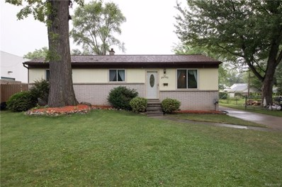 26385 Spicer Street, Madison Heights, MI 48071 - MLS#: 218050773