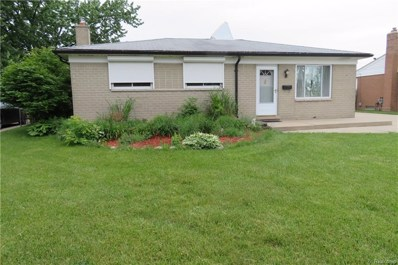 37355 Barrington Drive, Sterling Heights, MI 48312 - MLS#: 218050827