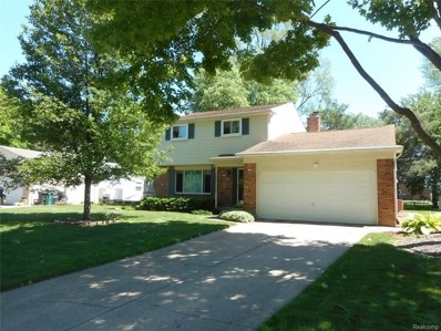 4124 Cambridge Crescent Drive, Troy, MI 48085 - MLS#: 218051083