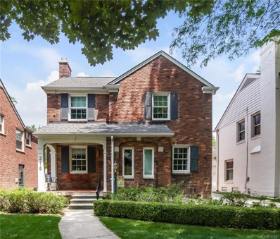 316 Merriweather Road, Grosse Pointe Farms, MI 48236 - MLS#: 218051085