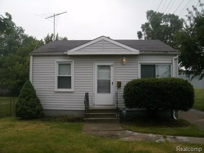 18 E Fairmount Avenue, Pontiac, MI 48340 - MLS#: 218051385