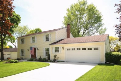 17003 Winchester Drive, Northville Twp, MI 48168 - MLS#: 218051424