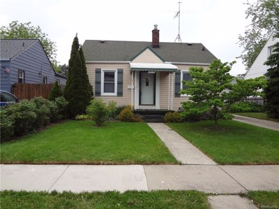22165 Donald Avenue, Eastpointe, MI 48021 - MLS#: 218051468