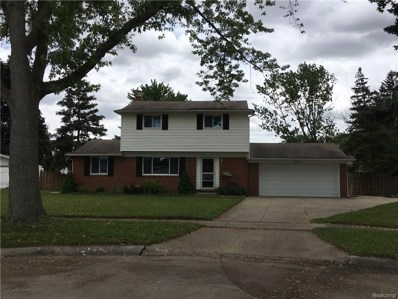 8646 Lozen, Sterling Heights, MI 48313 - MLS#: 218051560