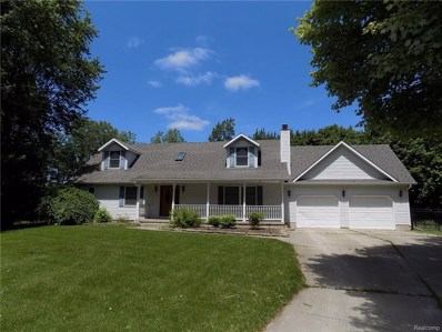 25085 Dunn Court, Chesterfield Twp, MI 48051 - MLS#: 218051660