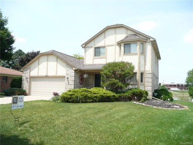 43639 Sunnypoint Drive, Sterling Heights, MI 48313 - MLS#: 218051721