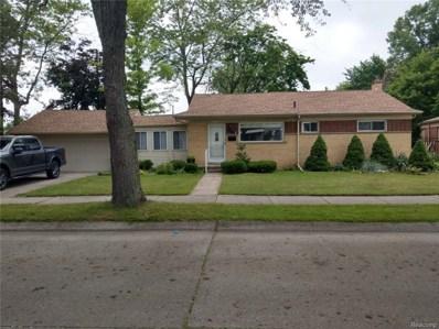 5731 Warwick Street, Detroit, MI 48228 - MLS#: 218051732