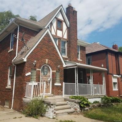 17311 Woodingham Drive, Detroit, MI 48221 - MLS#: 218051759