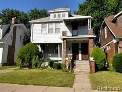 3667 Haverhill Street, Detroit, MI 48224 - MLS#: 218051774