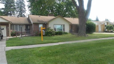 6000 N Silvery Lane, Dearborn Heights, MI 48127 - MLS#: 218051787