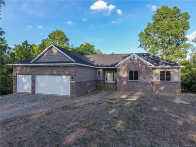 701 Green Creek Lane, Brandon Twp, MI 48371 - MLS#: 218051901