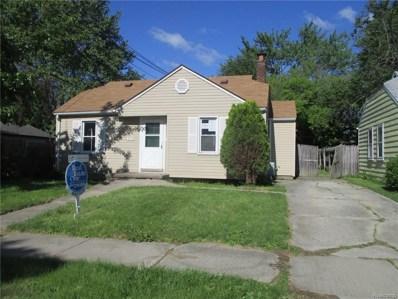 3642 Barber Street, Wayne, MI 48184 - MLS#: 218051949