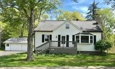 9496 Portage Trail, White Lake Twp, MI 48386 - MLS#: 218052027