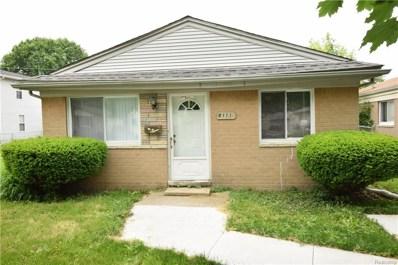 8111 Timken Avenue, Warren, MI 48089 - MLS#: 218052068