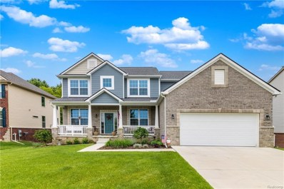57249 Blossom Valley Trail, Lyon Twp, MI 48165 - MLS#: 218052086