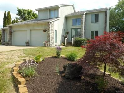 8522 Harbortowne Circle, Springfield Twp, MI 48348 - MLS#: 218052137