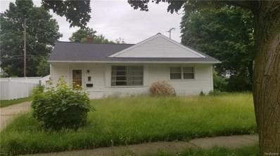 602 Sparks Street, Jackson, MI 49202 - MLS#: 218052138