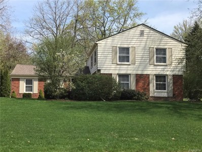 645 Weybridge Drive, Bloomfield Twp, MI 48304 - MLS#: 218052178