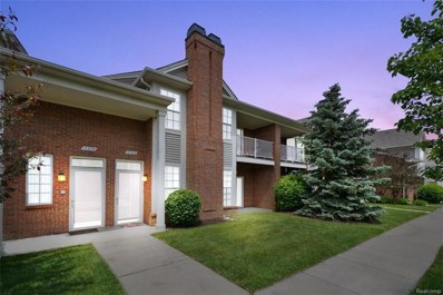 15359 Cornell Drive UNIT 89, Clinton Twp, MI 48038 - MLS#: 218052220