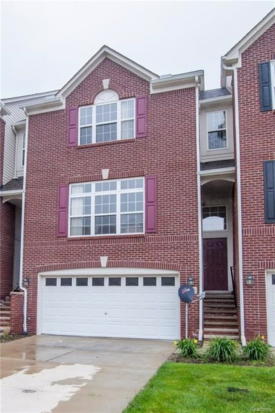 43776 Cherry Grove Court E, Canton Twp, MI 48188 - MLS#: 218052283