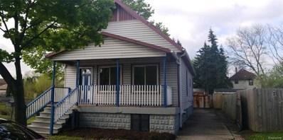 48 Oak Street, River Rouge, MI 48218 - MLS#: 218052298