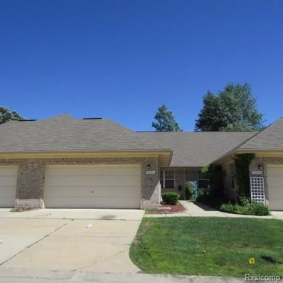 5531 Seabreeze Lane, Sterling Heights, MI 48310 - MLS#: 218052332