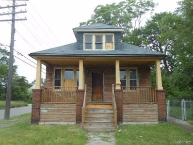 13570 Gallagher Street, Detroit, MI 48212 - MLS#: 218052428