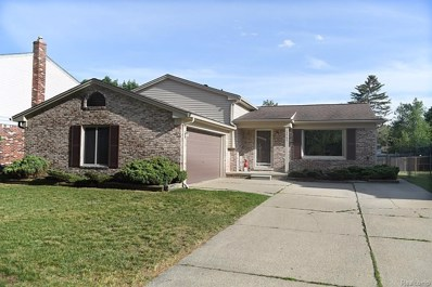 13782 Charrington Drive, Sterling Heights, MI 48313 - MLS#: 218052477