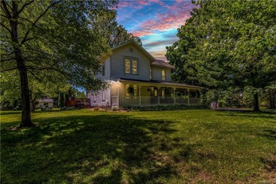 6921 South Stoney Lake Road, Jackson, MI 49201 - MLS#: 218052540
