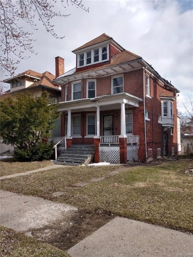 115 Richton Street, Highland Park, MI 48203 - MLS#: 218052599