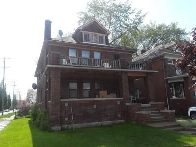 401 Eastlawn Street, Detroit, MI 48215 - MLS#: 218052612